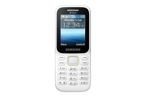 Samsung Guru Music 2 Duos SM B310E White