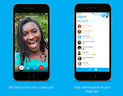 Skype 5.7 for iPhone Update