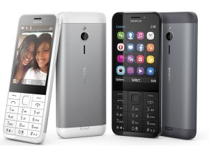 Nokia 230 Dual SIM selfie-focused phone