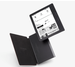 Amazons New Kindle Oasis